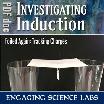 Static Electricity Lab: Build Electroscopes to Investigate Induction PDF ONLY
