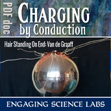 Static Electricity Lab: Use Van De Graaff to Show Electros