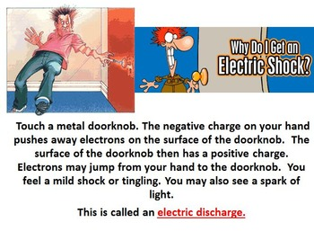 Static Electricity POWERPOINT WITH NOTES