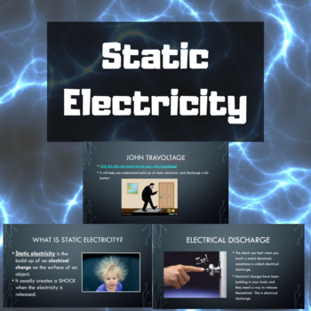 Static Electricity PowerPoint