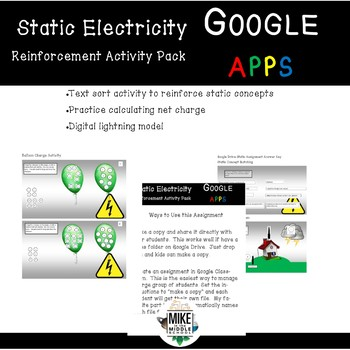 Static Electricity Practice for Google Apps
