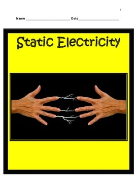 Static Electricity STUDY GUIDE