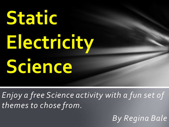 Static Electricity Science
