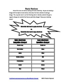 Static Electricity Stations