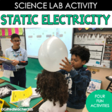 Static Electricity Stations Classroom Transformation