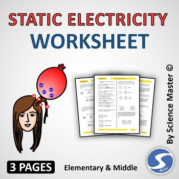 Static Electricity Worksheet