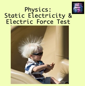 Static Electricity and Electric Force Test