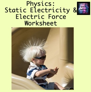 static electricity worksheet worksheets for school leafsea. Black Bedroom Furniture Sets. Home Design Ideas