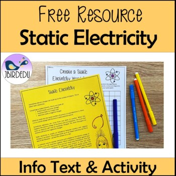 Static Electricity. Information Text