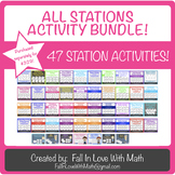 Station Activities Bundle!
