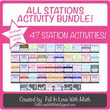 Station Activities Bundle!