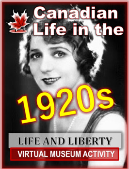 Roaring Twenties: An Entertaining Activity about Entertainment in the 1920s!