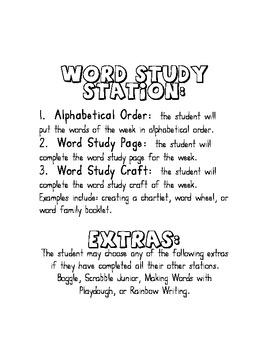 Station Cards