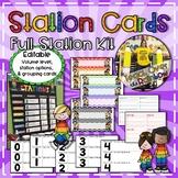 Station Cards Kit