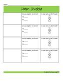 Station Checklist