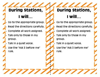 Station Expectations