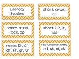 Station Labels by Skill
