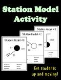 Station Model Activity - Weather Models