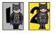 Station Numbers: Superheroes, Owls, Kiddettes, Hollywood/M