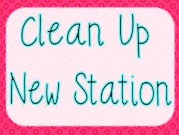 Station Rotation Automation Update