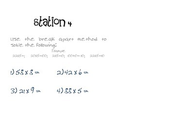 Station Rotation Multiplication