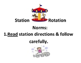 Station Rotation Norms