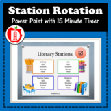 Station Rotation PowerPoint