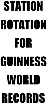 Station Rotation for Guinness World Records