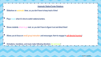 Station Rotations Slideshow