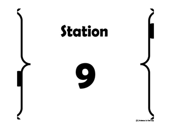 Station Labels (3 Styles)