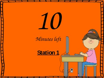 Station Timer (Editable)