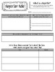 Station Work Role Sheets