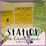 Station de l'écrivain - 2e et 3e cycle