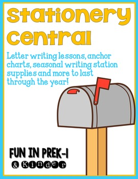 Stationery Central: Letter Writing Lessons & Supplies