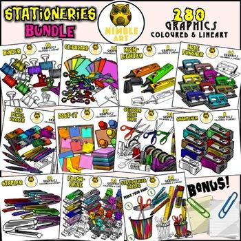Classroom items (bundle)