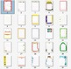 Stationery Set Lined Paper Full Year of Themes