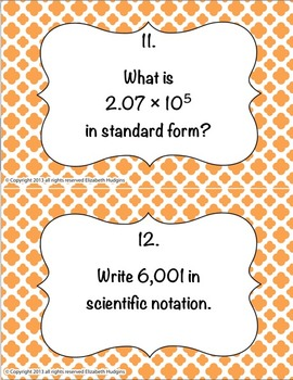 Math Stations Bundle 2  {5 stations for the price of 4!}