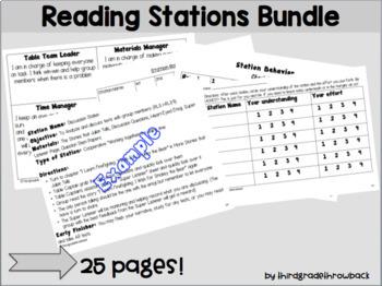 Reading Stations Bundle