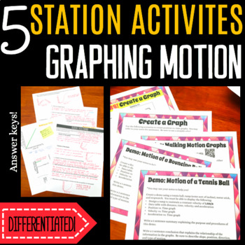 Stations: Graphing Motion