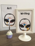 Stations Labels