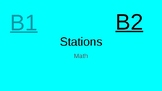 Stations Rotations