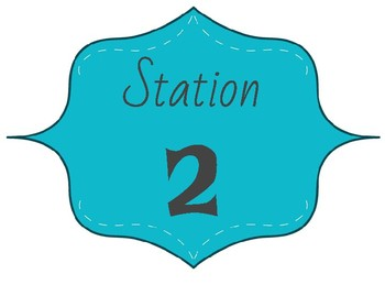 Stations Signs and Badges