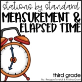 Stations by Standard Measurement Third Grade