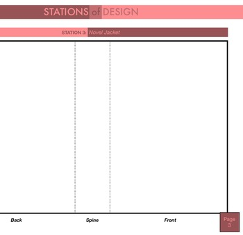 Stations of Design Interactive Experience