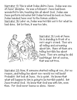 Stations of The Cross Readers' Theater