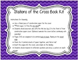 Stations of the Cross Book Kit with Reflections