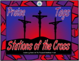 Stations of the Cross Brag Tags