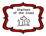 Stations of the Cross - Complete Workbook with Bible Readi
