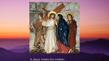 Stations of the Cross Easter  Presentation