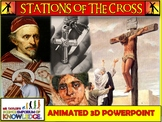 Stations of the Cross Interactive PowerPoint